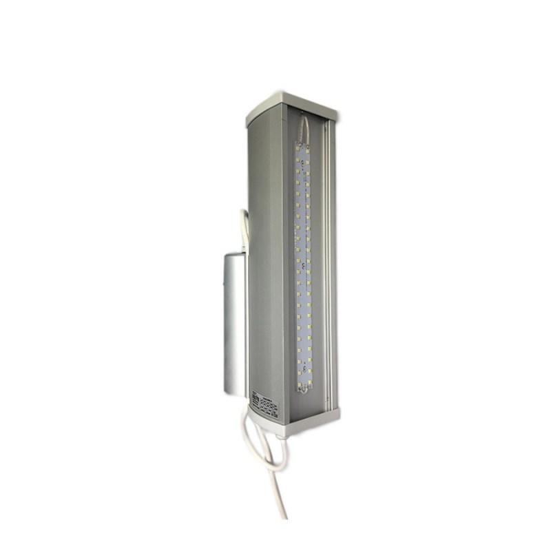 Уличный светодиодный светильник консольный STELLAR SKN-S-28-3055-4000 28 W 3055 Lm IP 67 4000К 310х75х130 мм