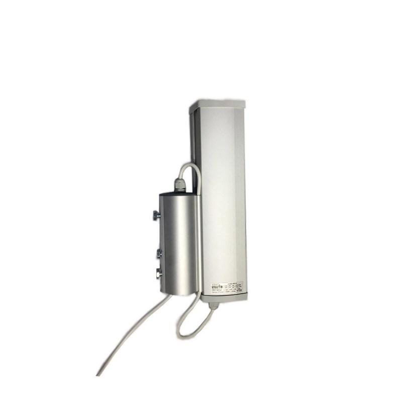 Уличный светододный светильник консольный STELLAR SKN-S-28-3055-5000 28 W 3055 Lm IP 67 5000К 310х75х130 мм