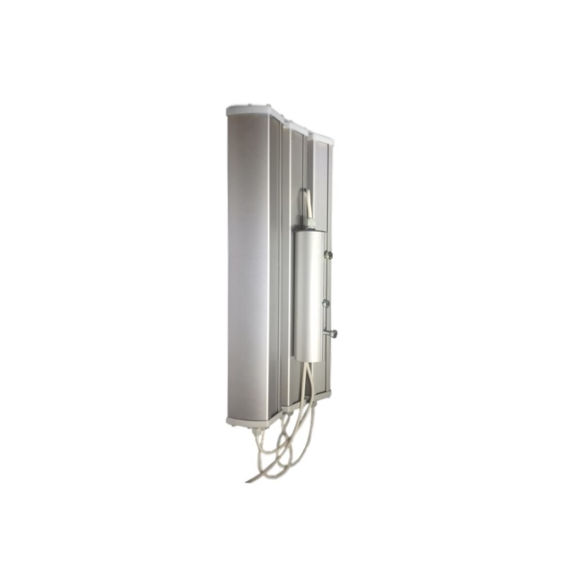 Светодиодный светильник промышленный складской STELLAR серии PROM-150 150W 18330 Lm 4000K 500х240х130 мм