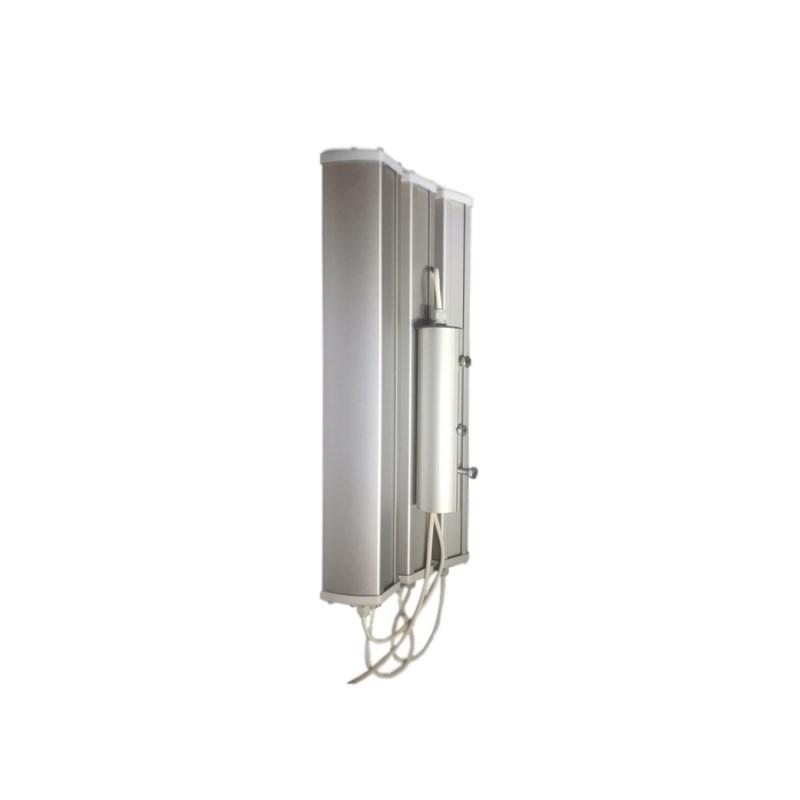Светодиодный светильник промышленный складской STELLAR серии PROM-120 120W 14476 Lm 4000K 500х240х130 мм