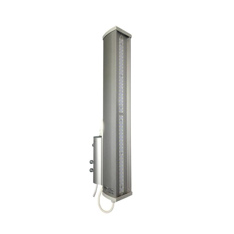 Уличный светодиодный светильник консольный STELLAR SKN-S-50-6110-5000 50 W 6110 Lm IP 67 5000К 510х75х130 мм