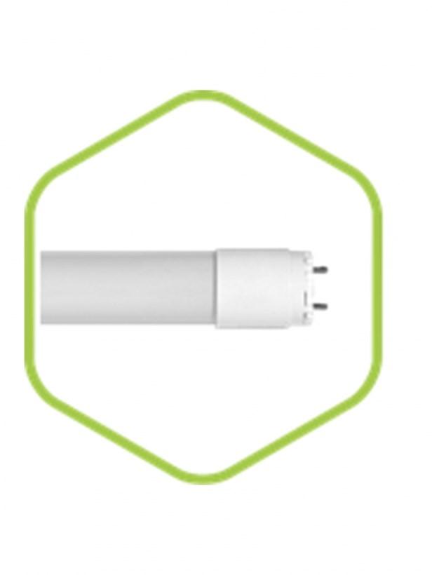 Лампа светодиодная LED-T8R-standard 10Вт 230В G13 6500К 800Лм 600мм матовая ASD