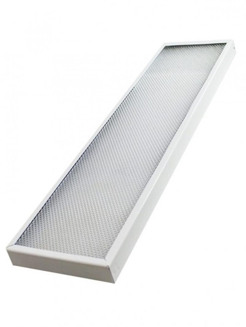 Офисный светодиодный светильник STELLAR OFFICE 20 W встраиваемый/накладной 600х180x40 mm