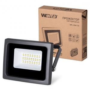 Прожектор светодиодный WFL-30W/03 30Вт 230В 5500К 2550Лм IP65