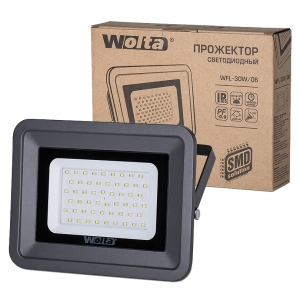Прожектор светодиодный WFL-30W/06 30Вт 230В 5500К 2500Лм IP65