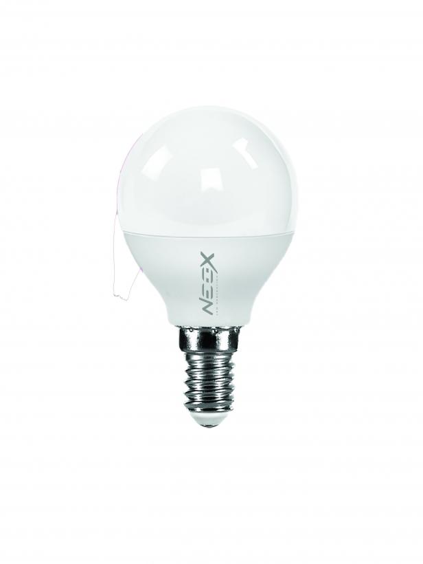 Лампа светодиодная LED-ШАР 5Вт 230В Е14 3000К 400Лм NEOX