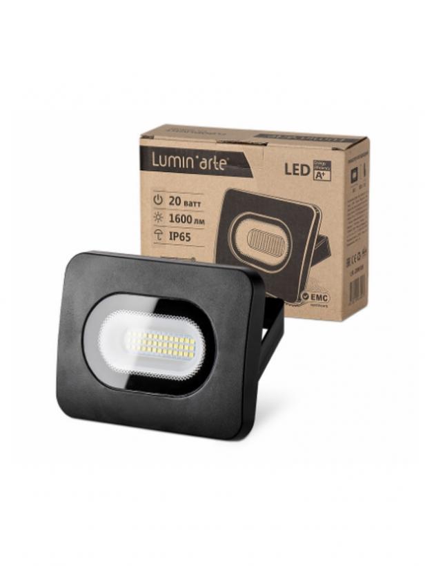 Прожектор светодиодный LFL-20/05 20Вт 230В 5500К 1600Лм IP65