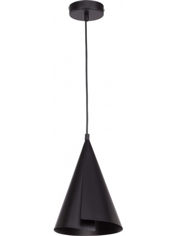 Светильник подвесной  Тип ламп 1*60W E27 материал: металл 200*200*1000