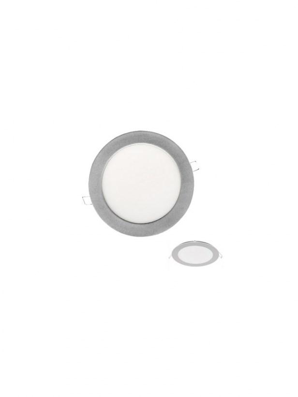 Панель светодиодная круглая RLP-eco 18Вт 230В 4000К 1080Лм 225/205мм белая IP40 LLT