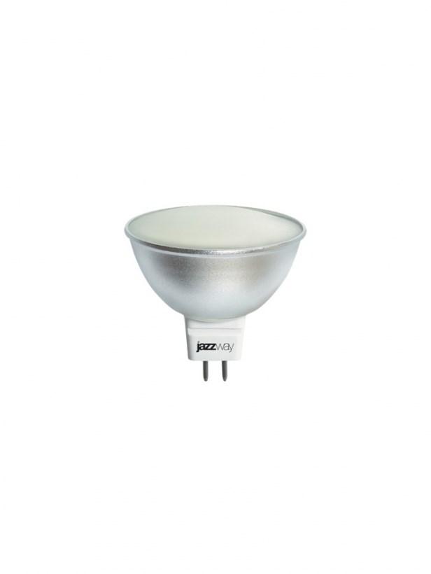 Светодиодная лампа Jazzway PLED-ECO-JCDR 4Вт 4000К 240 Lm GU5.3 220В