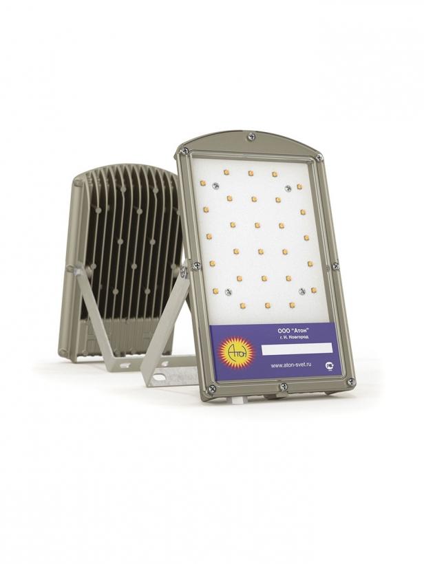 Светильник взрывозащищенный светодиодный LP-03-03/18-220VAC-IP67-EX серия LP-03 (18Вт, белый (4500-5000К), 2000Лм, угол 1/2 яркости светодиода 120°, 220В, IP67, КСС Д)