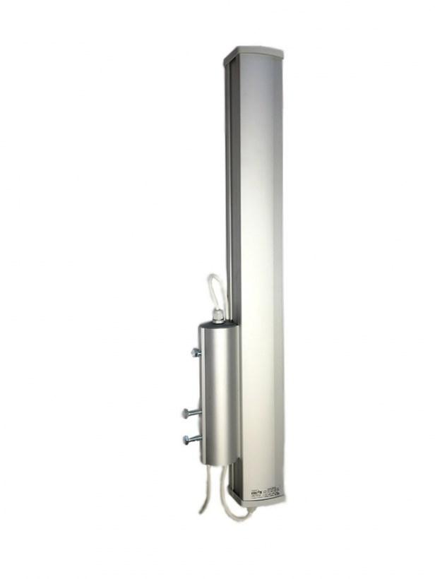 Уличный светодиодный светильник конcольный STELLAR SKN-S-35-3948-5000 35 W 3948 Lm IP 67 5000К 510х75х130 мм