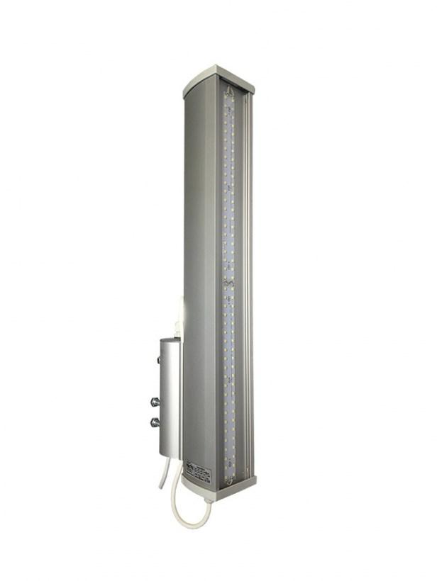 Уличный светодиодный светильник консольный STELLAR SKN-S-50-6110-4000 50 W 6110 Lm IP 67 4000К 510х75х130 мм